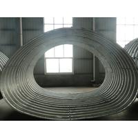 Horseshoe shape corrugated steel pipe thumbnail image