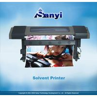 Solvnet printer(2.5meters, 6colors Seiko head)