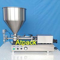 Semi-automatic cream filling machine