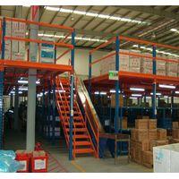 Warehouse Storage Racking System Mezzanine Floor thumbnail image