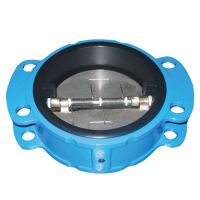 Rubber Coated Check Valve - Manufacturer