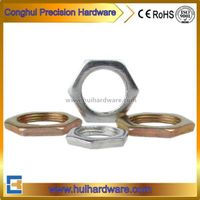 Carbon Steel Hex Thin Nut