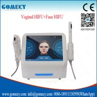 2 in 1 HIFU Vaginal care products baby skin lighten at low price weight loss machine for ladies