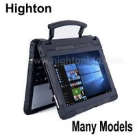HiDON 11.6inch to 14inch intel Rugged laptop or rugged notebook computer, waterproof laptop