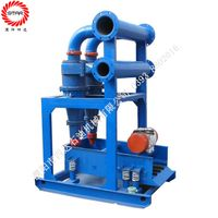 Factory Supply Oilfield Well Drilling Fluid Tank Machinery Solid Control Equipment ZQJ100X12 Desilte