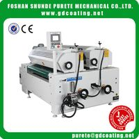 2016 New Style Double Roller Coating Machine For furniture