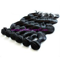High Quality 100% Brazilian Virgin Remy Hair Weft