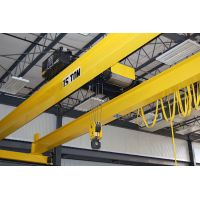 Hoist Material Lifting Machine Double Girder Overhead Crane thumbnail image
