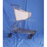 airport shopping cart