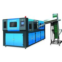 Hot Filling Fully Automatic PET Blow Molding Machine
