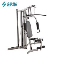 Integrated Fitness Machine, Single Station Gym Machine, Multi-Functional Fitness Machine