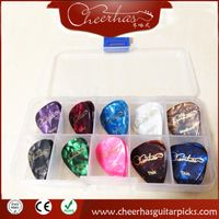 Custom Celluloid Guitar Picks