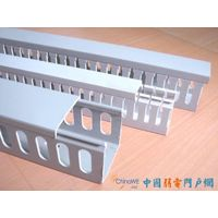 kezhen wiring duct(slotted), PVC Trunking