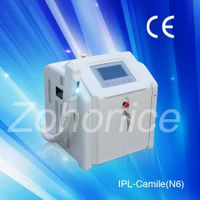 Professional IPL Series Beauty Equipment N6-Camile for Skin Rejuvenation & Hair Removal & Wrinkle Re thumbnail image
