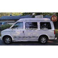 DC Air Conditioner (DL-1800) -on Van