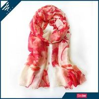 HEFT Classical printing polyester scarf