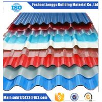 Fiber glass transparent roofing sheet/panel/tile