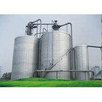 industry powder storage silo