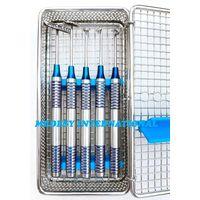 Soft Brushing Kit of 5 PCS, Dental Implant Instrument Lingual Flaps Surgery Set thumbnail image