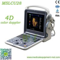 Portable 4d color doppler ultrasound diagnostic imaging system MSLCU28