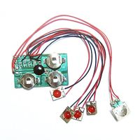 DIY Light Sensor Control Sound Module Chip for Giftbox