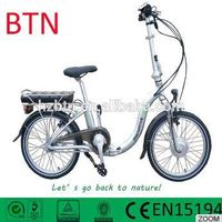 BTN HOT SALE EN15194 electric bike europe