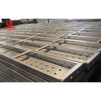galvanized metal scaffold plank for construction