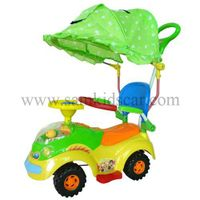 tricycles for kids 993-BC3 with tent thumbnail image