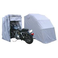 The Bike Shield (motorcycle cover,tent,shelter,storage,garage)