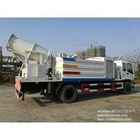 ISUZU dust control water truck 9000L fine water mist dust control truck thumbnail image
