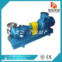 low noise high head large capacity chemical pump
