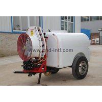 Trailed Air Blast Orchar Sprayer (3W-500) (3W-1000L/1500L)