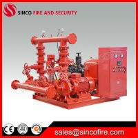 Diesel Engine Circulation End Suction Fire Fighting Centrifugal Water Pump thumbnail image