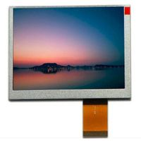 factory price customized 5.6 inch 640x480 tft lcd display module with 12 o'clock and 24 bit RGB inte