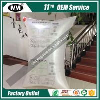 wholesale factory price for air inflatable dunnage bags / pp woven airbags