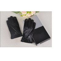 11.2012 new fashion for iPhone, Tablet PC, ATM wholesale leather touch screen gloves