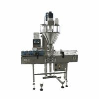 bottle /tin packing line