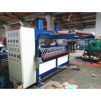 Cloth Embossing Machine From China