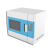 Dental Cast Disinfection Cabinet