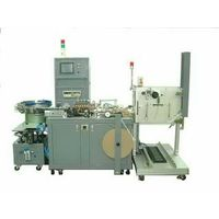 TPC-200 High Speed Automatic Forming & Taping M/C