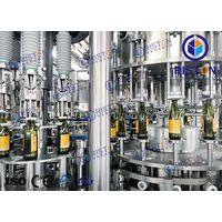 Glass bottle juice/carbonated beverage filling machine