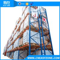 Easyzone heavy duty rack with 2.5 ton load capacity