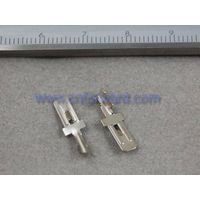 metal contacts for electric socket