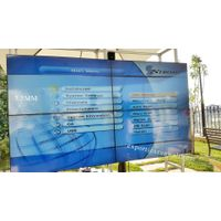 "46"" LCD video wall"