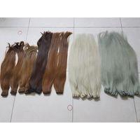 color weft hair vietnamese hair 100% remy hair thumbnail image