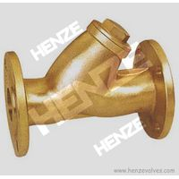 Brass Threaded Y Strainer thumbnail image