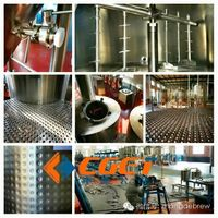 CGET Beer brewery equipment micro brewery per batch thumbnail image