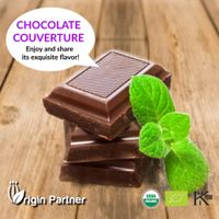 ORGANIC DARK CHOCOLATE COUVERTURE