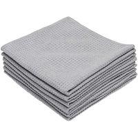 China supplier wholesale Microfiber Waffle Weave Kitchen Dish Drying Towels thumbnail image