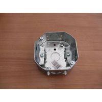 octagon electrical box/steel box/metal outlet box/utility box/conduit box/junction box/socket box/sw thumbnail image